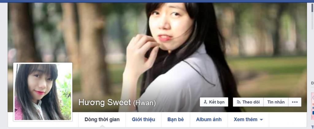 Fb Hương Sweet