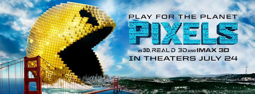 PixelsPoster