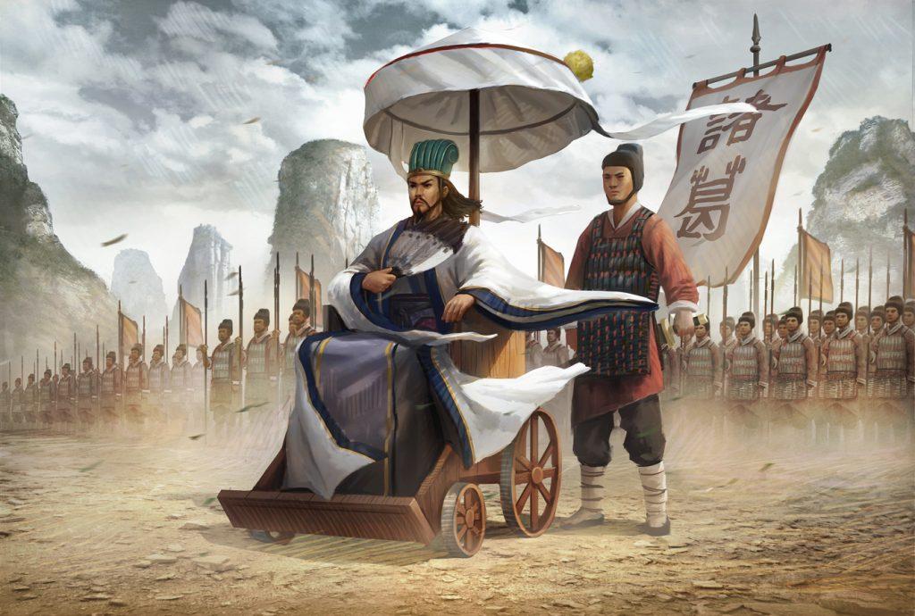 7 thuat nhin nguoi cua gia cat luong 1 1024x690 - Tam Quốc Chí: Tư Mã Ý và dòng họ Tư Mã - trai-nghiem, giai-tri