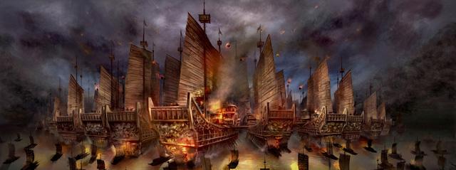 img20160302161016119 - Bình luận về trận đại chiến Xích Bích giữa liên quân Tôn - Lưu và Tào - trai-nghiem, giai-tri