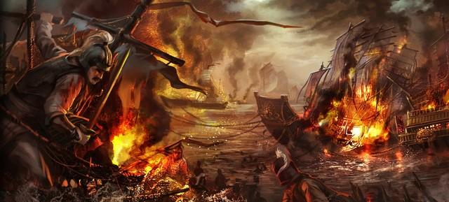 su that be bang ve dai chien xich bich - Bình luận về trận đại chiến Xích Bích giữa liên quân Tôn - Lưu và Tào - trai-nghiem, giai-tri