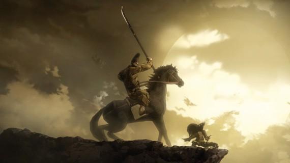 Asura-horse