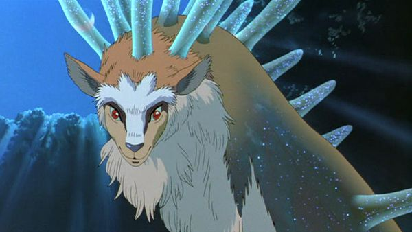 9851de45000eb98ab601879b216c778e magic forest the forest - Mononoke Hime (1997): Nàng công chúa sói hoang dã - trai-nghiem, giai-tri