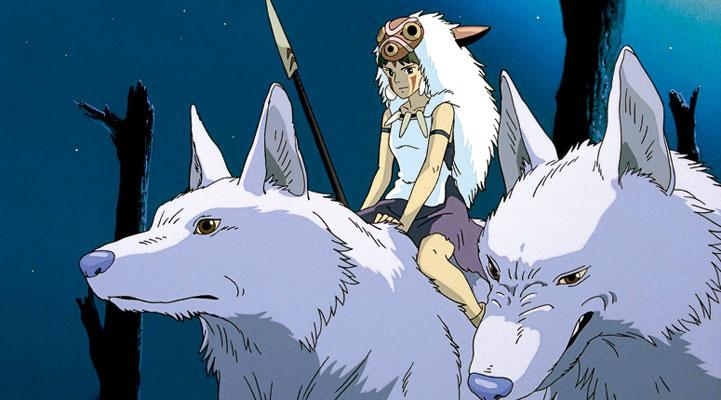 Princess Mononoke - Mononoke Hime (1997): Nàng công chúa sói hoang dã - trai-nghiem, giai-tri