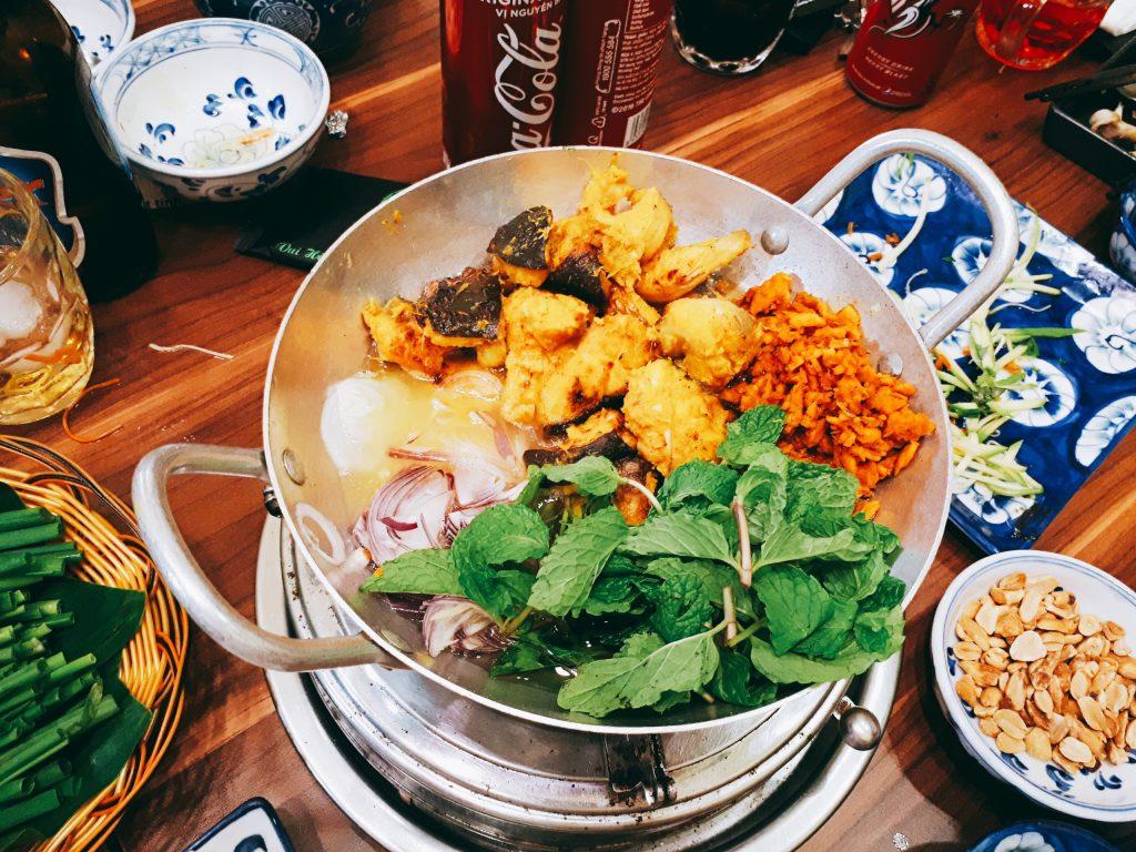 An Nam 59 Nguyen Binh Khiem 12 1024x768 - Ân Nam quán: Không gian đẹp thưởng thức món ăn ngon - trai-nghiem, am-thuc
