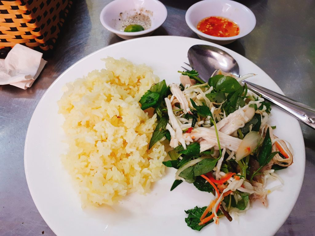 quan com ga tam ky 5 1024x768 - Cơm gà Tam Kỳ thơm ngon, giá bình dân khu Tân Bình - trai-nghiem, am-thuc