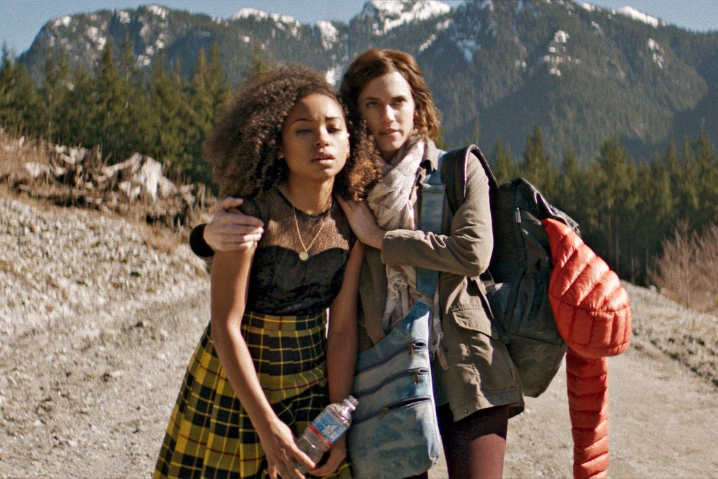 The Perfection Logan Browning and Allison Williams