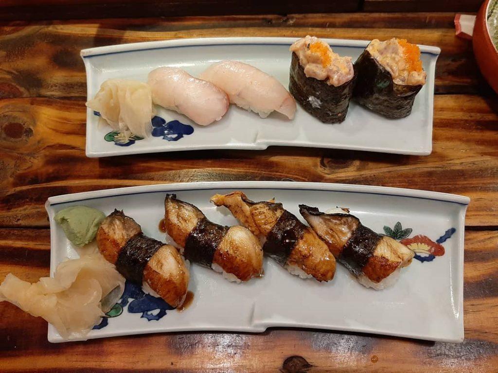 sushi binh dan sunhi 2 1024x768 - Xe sushi giá bình dân mà chất lượng bất ngờ tại quận 8 - trai-nghiem, am-thuc