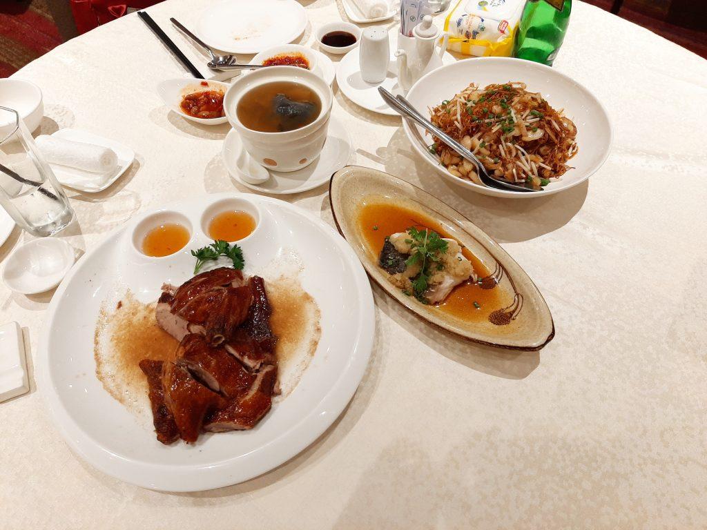 vit quay bac kinh carmen 11 1024x768 - Thưởng thức món vịt quay và bữa tối kiểu Trung Hoa với dịch vụ đáng thất vọng - trai-nghiem, am-thuc