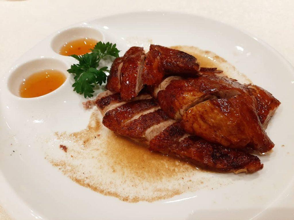 vit quay bac kinh carmen 3 1024x768 - Thưởng thức món vịt quay và bữa tối kiểu Trung Hoa với dịch vụ đáng thất vọng - trai-nghiem, am-thuc