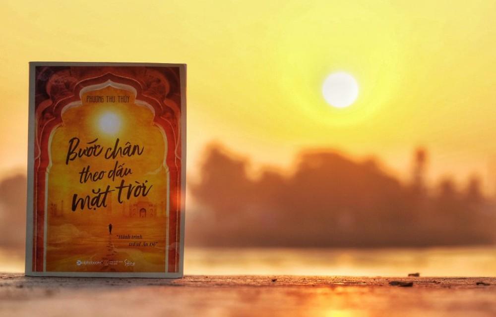 1 59106 - Bước Chân Theo Dấu Mặt Trời: Hành trình đi tìm chính mình - trai-nghiem, sach-hay