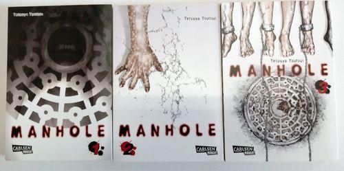 manhole - Những manga kinh dị gây ám ảnh bạn nên xem qua - trai-nghiem, giai-tri