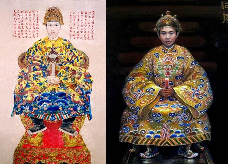 đồng khánh - Triều Nguyễn: 13 triều vua (Dục Đức, Hiệp Hòa, Kiến Phúc, Hàm Nghi và Đồng Khánh) - Phần 3 - tham-khao, lich-su
