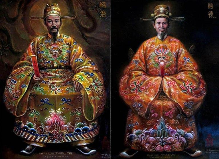 thiệu trị tự đức - Triều Nguyễn: 13 triều vua (Gia Long, Minh Mệnh, Thiệu Trị, Tự Đức) - Phần 2 - tham-khao, lich-su